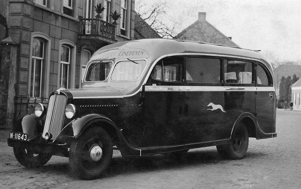 Fargo, 1939  (foto: Van Asten. Bron: RHC Eindhoven)