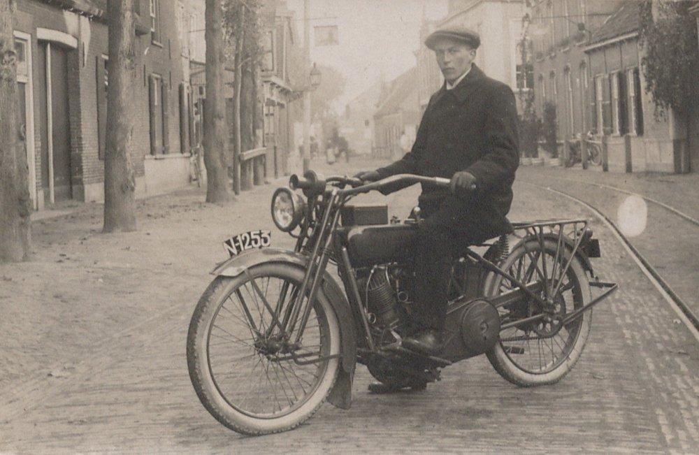 Harley Davidson. Schijndel, c. 1930