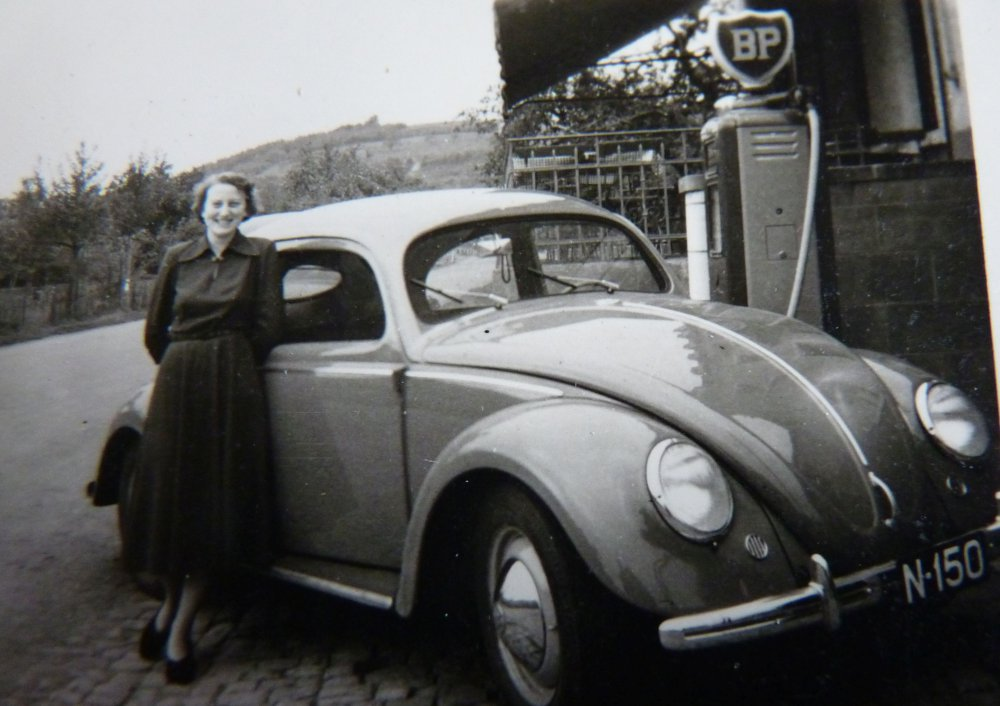 VW-kever, 1951.
