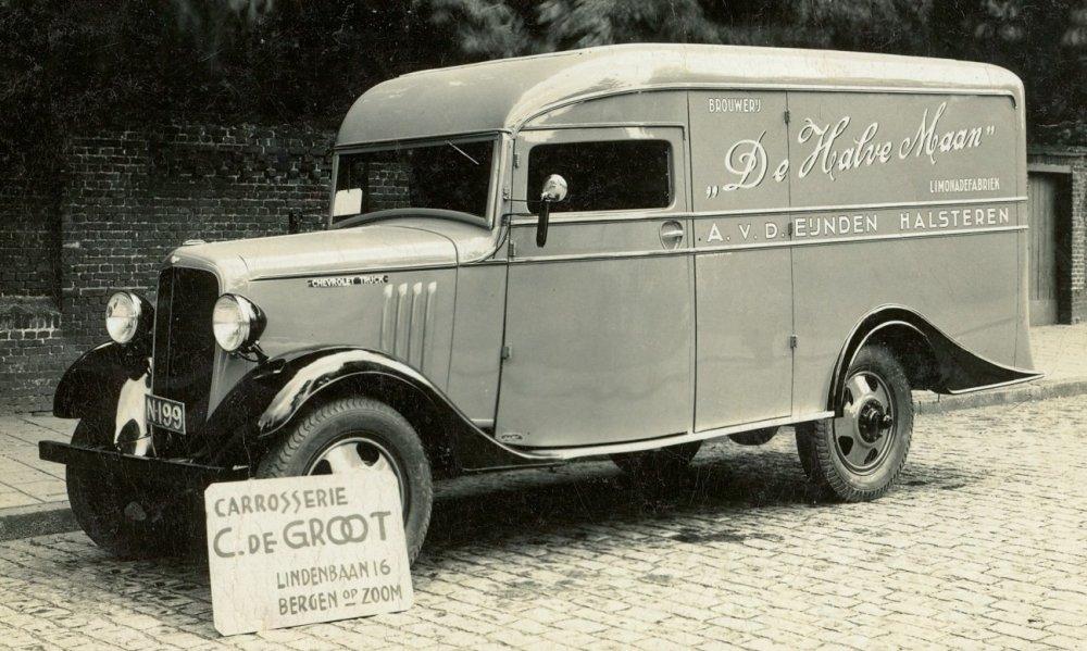 Chevrolet (bron: Bergen op stoom)