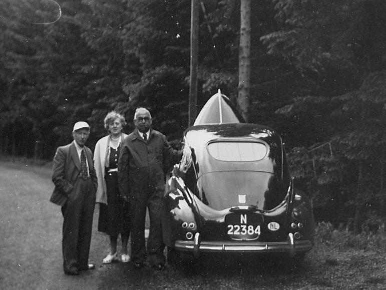 Peugeot 203 Berline.