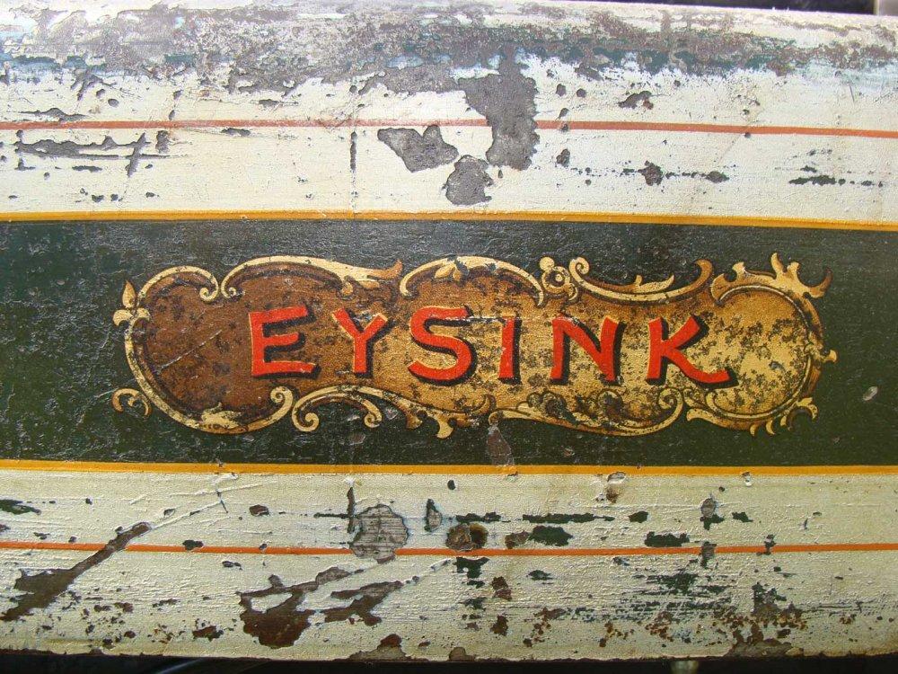 Eysink (collectie J. Beenen)