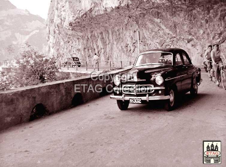 N-302 Vauxhall Velox, 1950 (collectie ETAG)