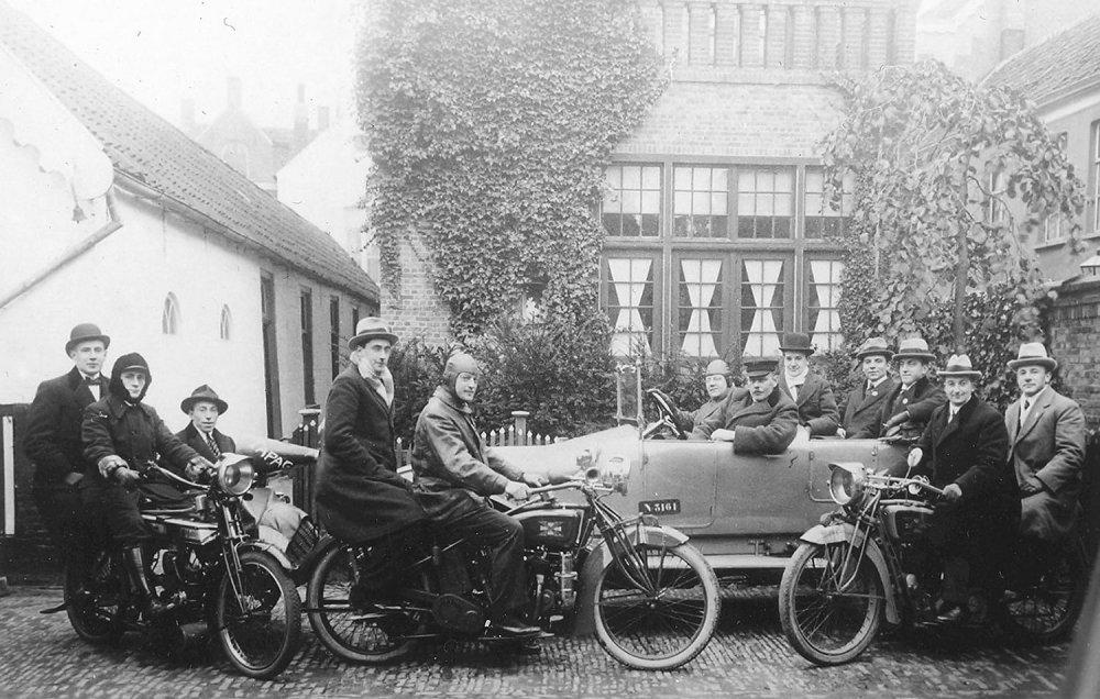 Roosendaal, 1919