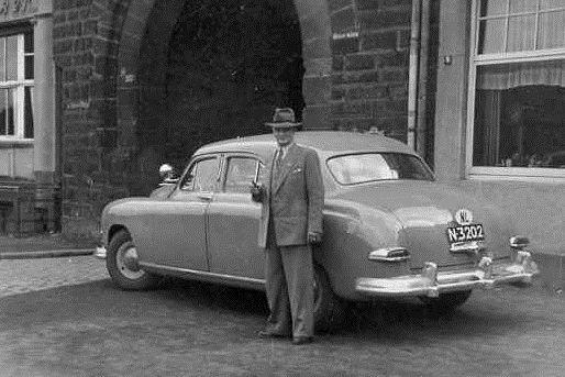 Kaiser, c. 1950.