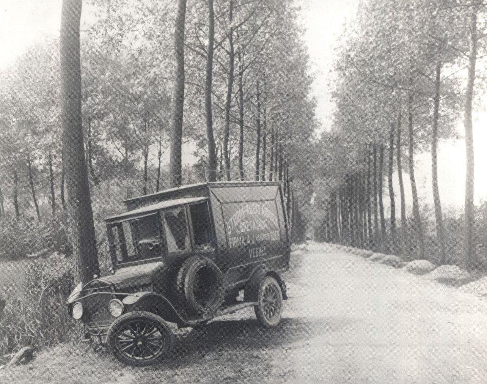 Veghel, c. 1925 (collectie BHIC)