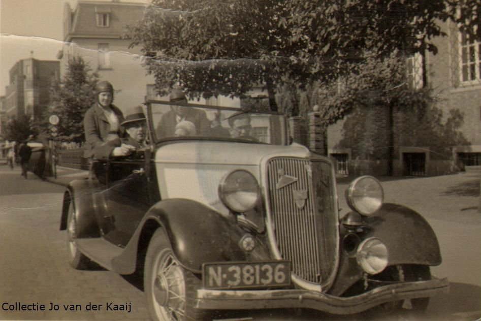 N-38136 Sint-Oedenrode, 1937 (collectie J. v.d. Kaaij)