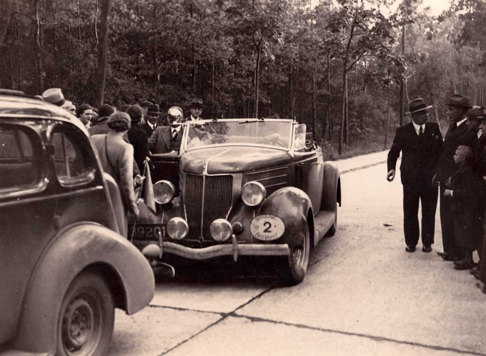 Chevrolet 1936 (collectie Difoga)