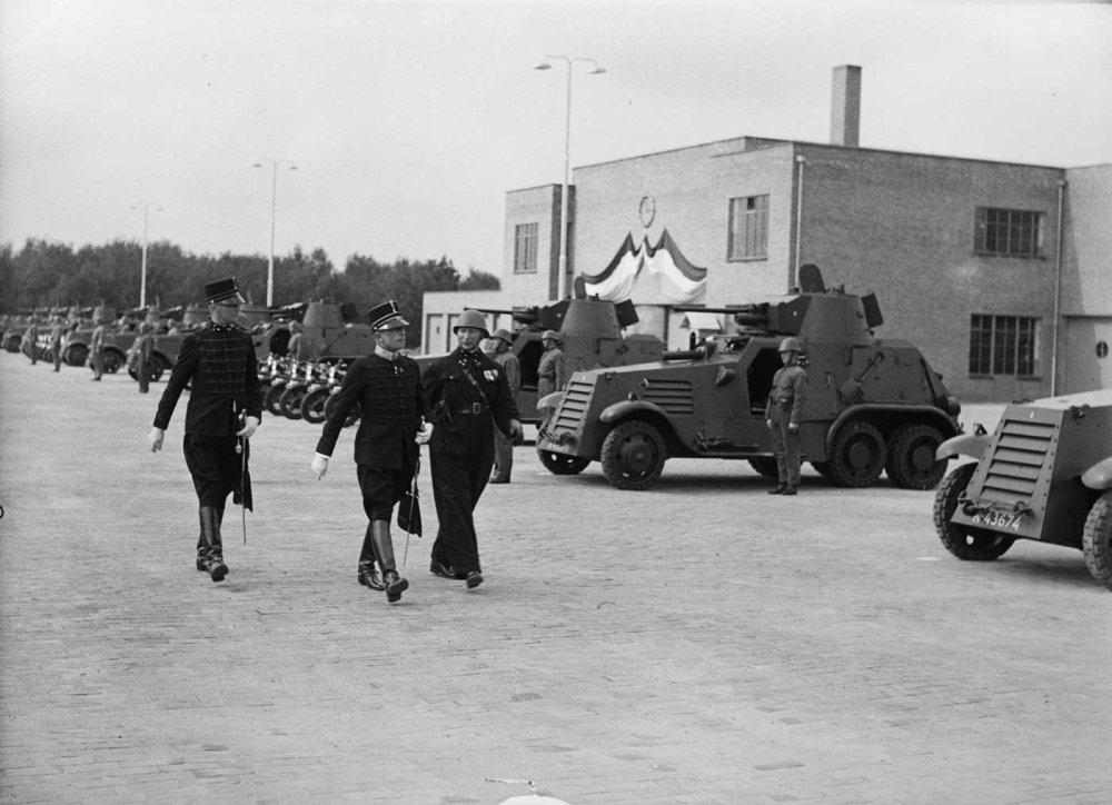 Landsverk, 1937 (collectie BHIC)
