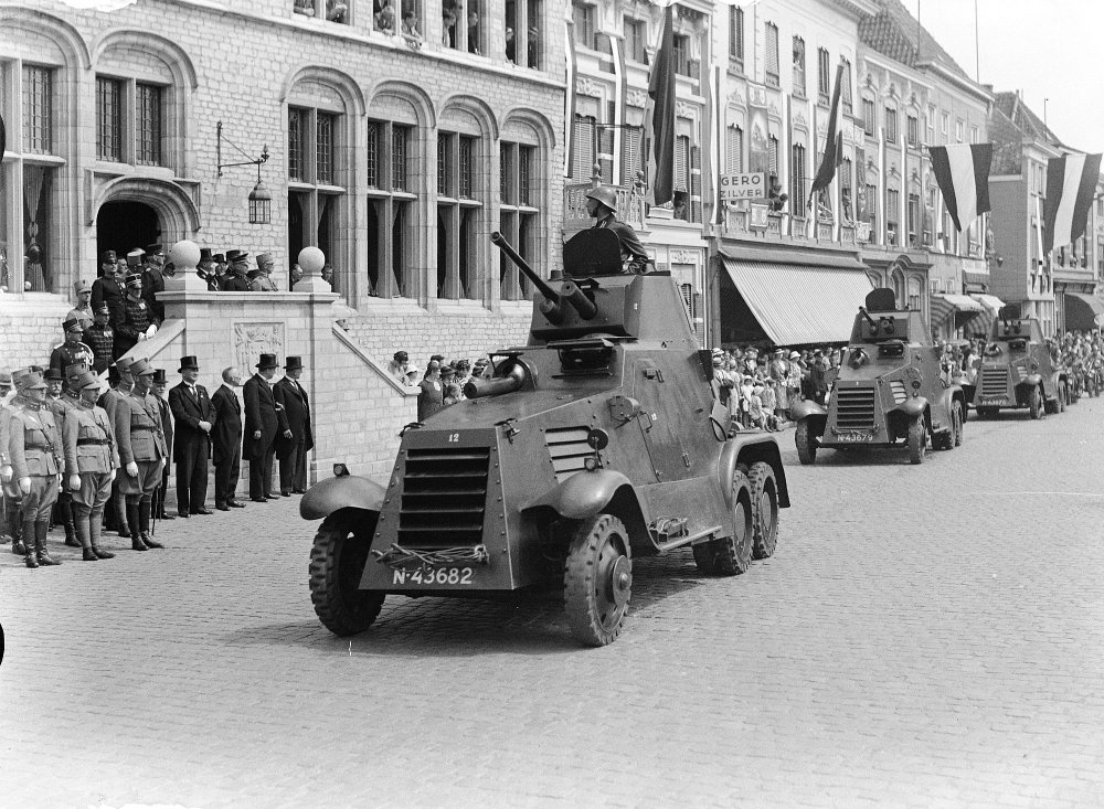 Bergen op Zoom, 1938 (West-Brabants Archief)