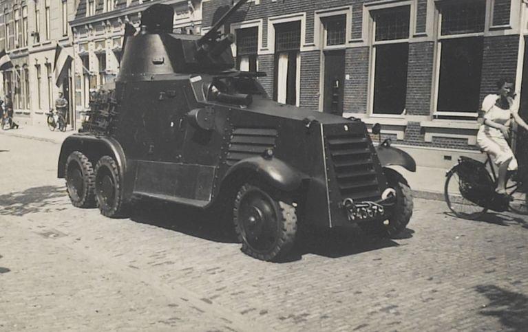 Bergen op Zoom, 1938 Foto: Fotopersbureau Het Zuiden (coll. West-Brabants Archief)