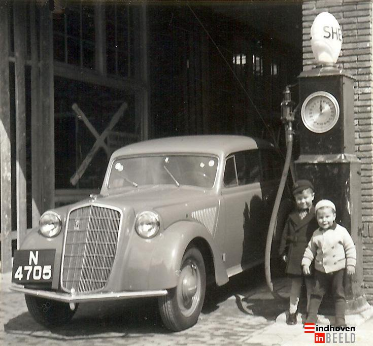 N-4705 Opel Olympia (Collectie Eindhoven in Beeld)