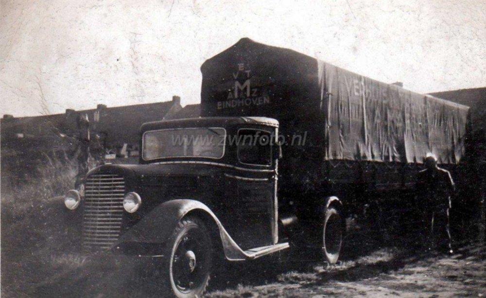 Diamond T (collectie ZWN Transport & Nostalgie)