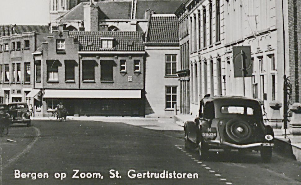 N-59024 Citroën (collectie BHIC)