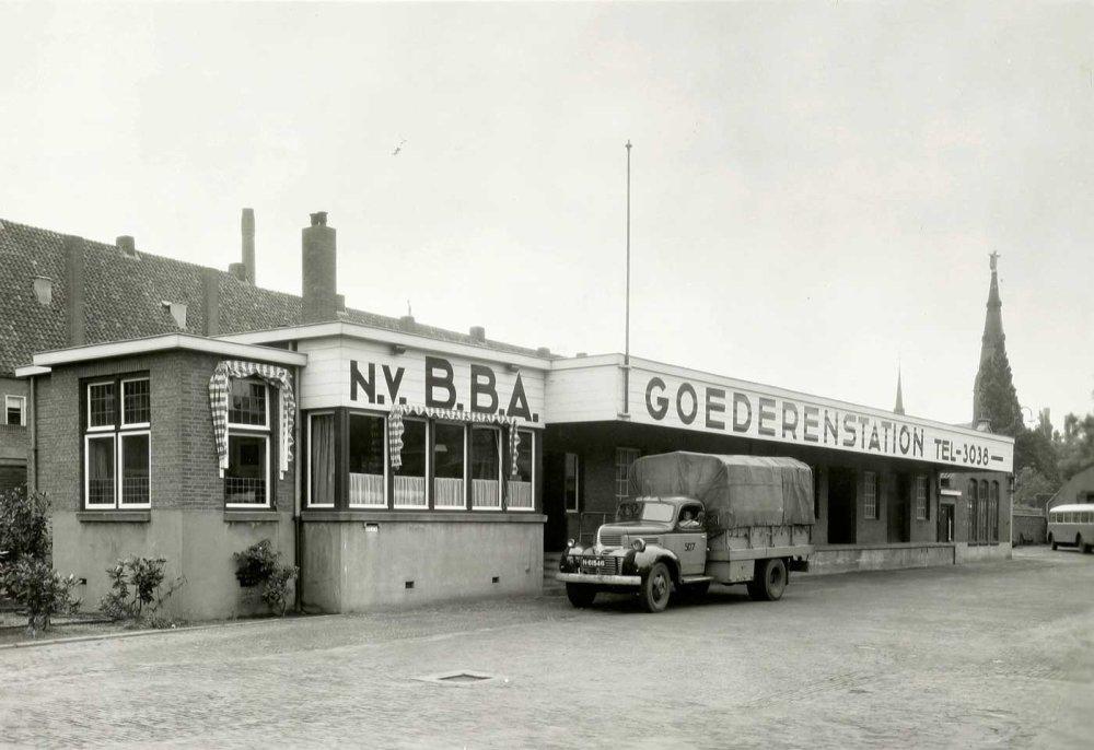 Dodge, 1950 (bron: Stadsarchief Breda)
