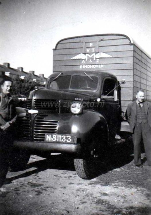 Dodge (collectie ZWN Transport & Nostalgie)