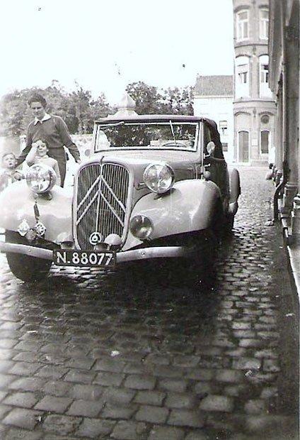 Citroën (collectie Aard van Boven)