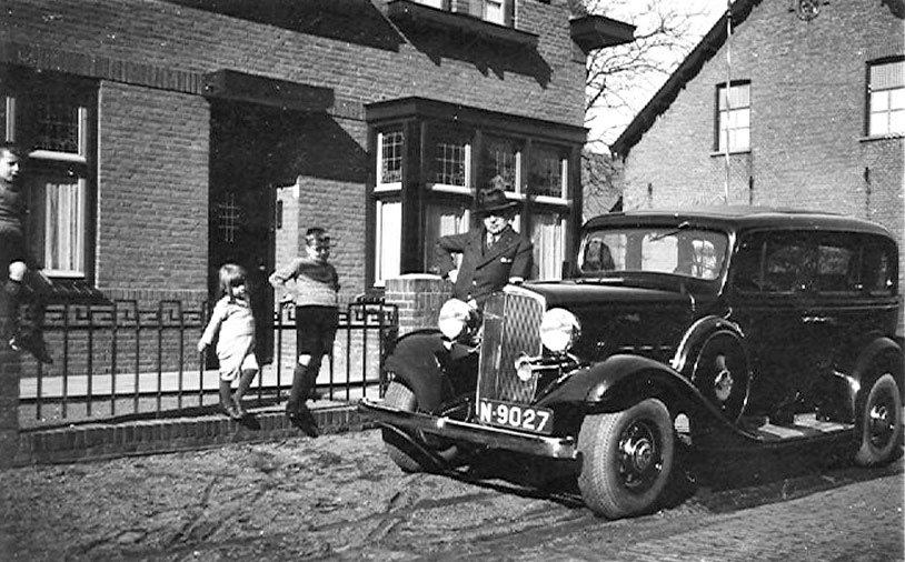 Foto: collectie Heemkundekring De Wojstap