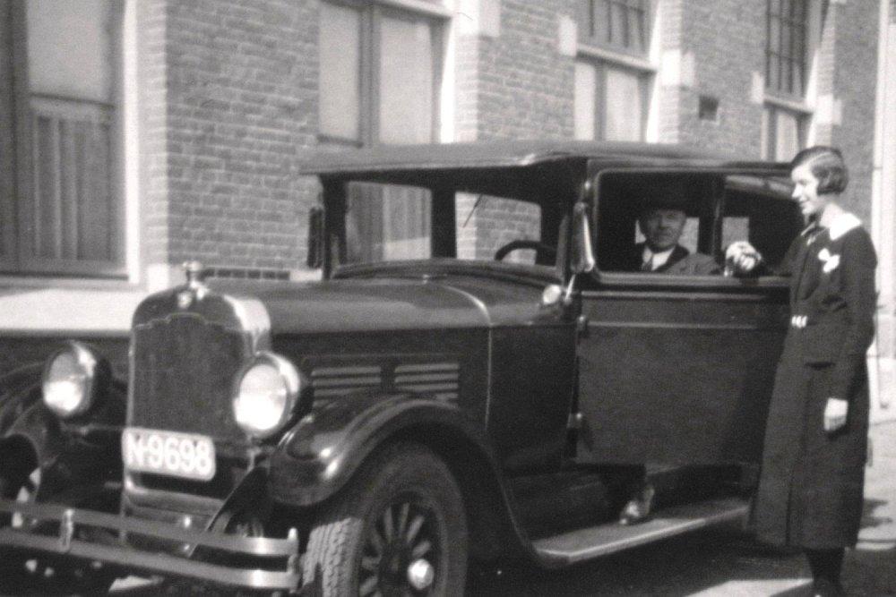REO, 1934 (collectie W. Veltman)
