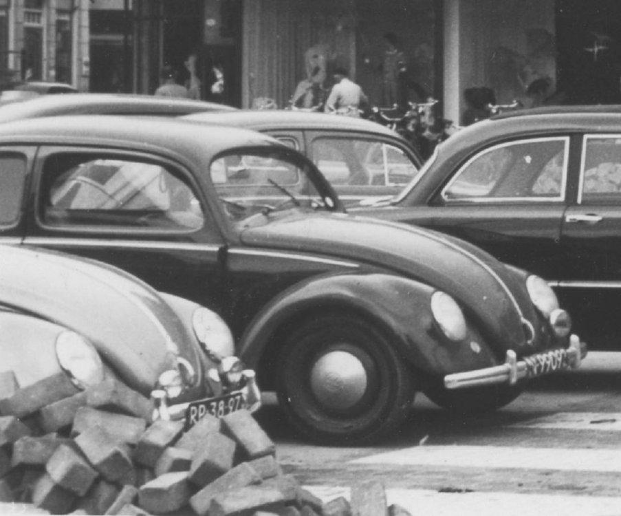Volkswagen (collectie Groninger Archieven)