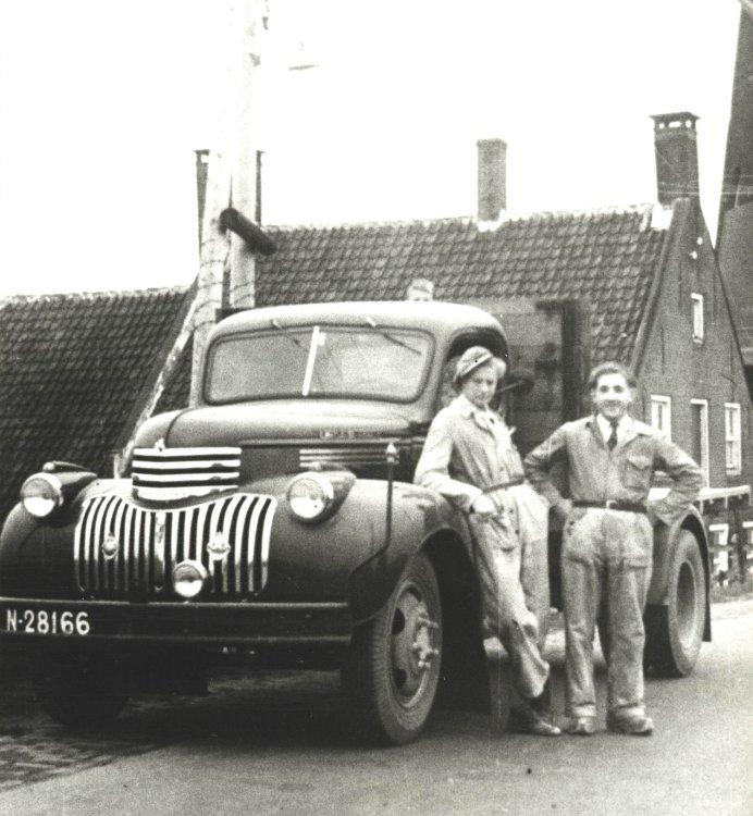 Veen, 1950 (bron: SALHA)