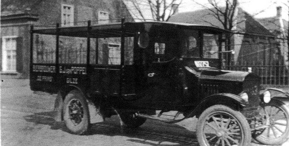 N-17752 Ford TT truck (collectie K. van Poppel)
