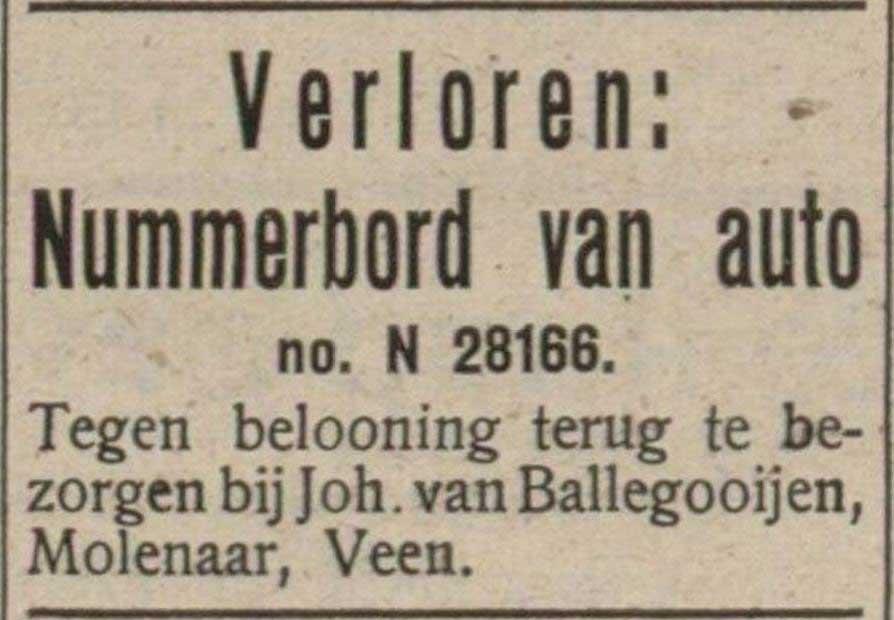 Bron: Nieuwsblad het land van Heusden en Altena