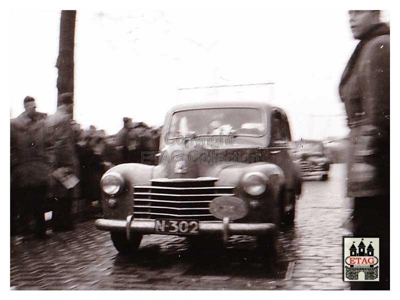 N-302 Vauxhall in Brabant Grensrit 1951 (foto Hein de Groot sr; collectie ETAG)