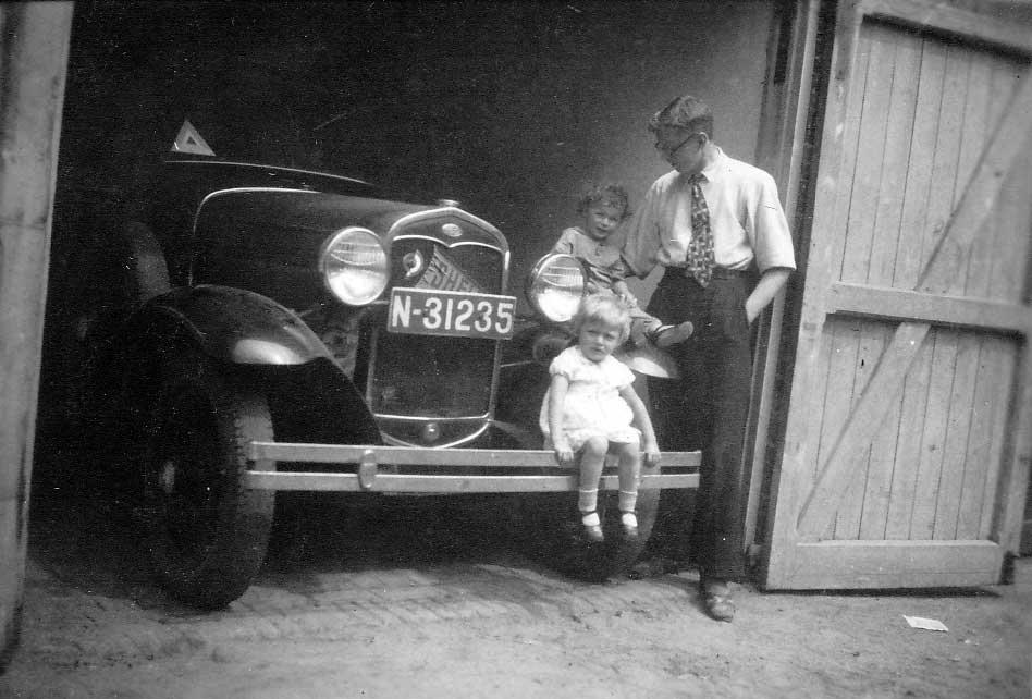 A-Ford (collectie R. van Overbruggen)