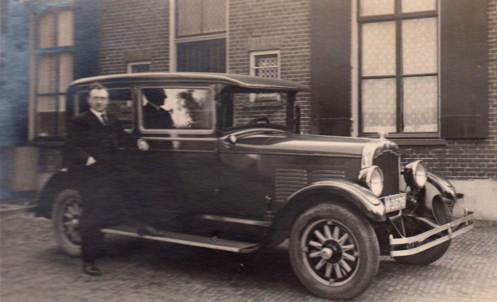 Foto: A.L. Scheepens (coll. St. Uden-archief van Bressers)