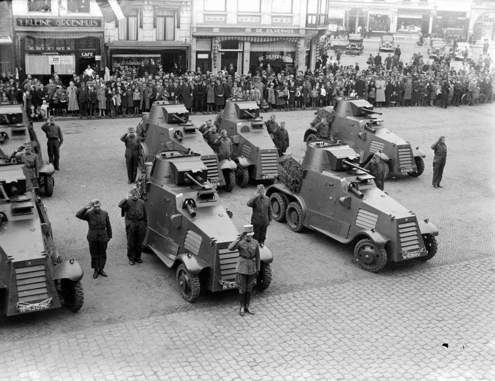 Landsverk, 1936 (foto: fotopersbureau Het Zuiden. Bron: Erfgoed 's-Hertogenbosch)