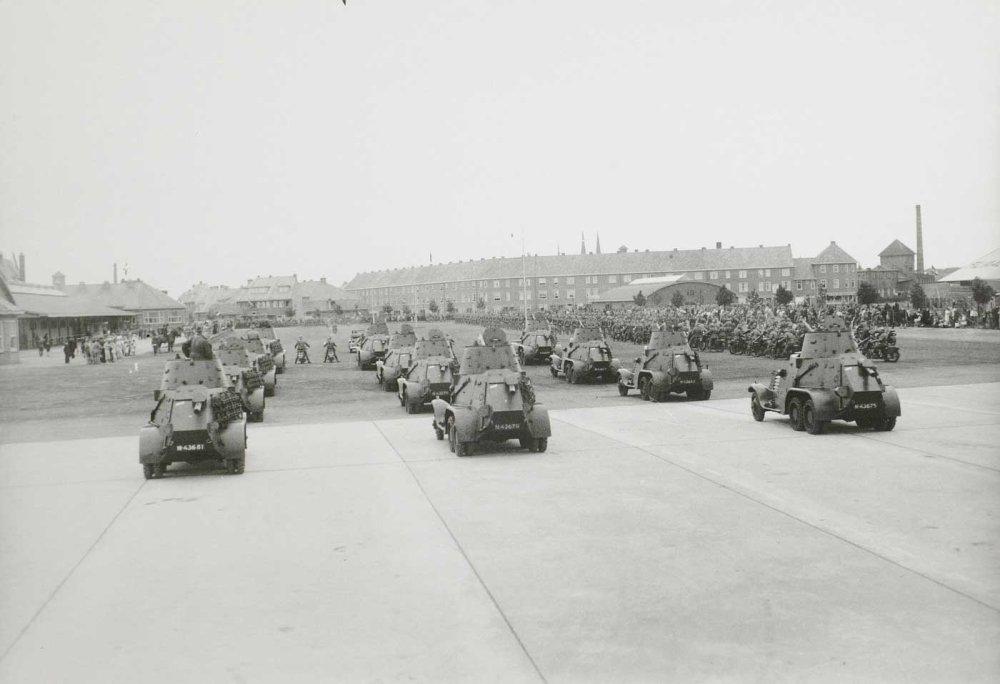 Landsverk, 1936 (foto: Fotopersbureau Het Zuiden; collectie Erfgoed 's-Hertogenbosch)