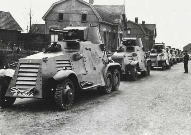 Landsverk M 36, 1936 (© coll. NIMH)
