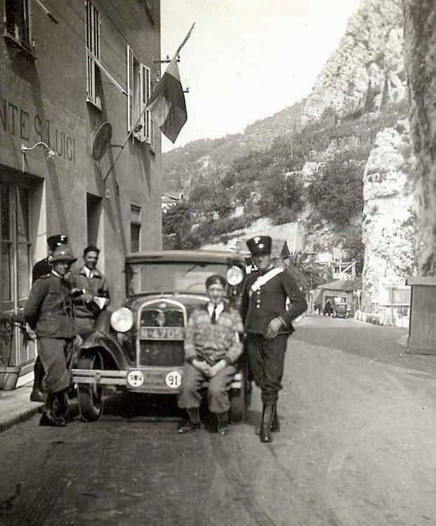 N-4705 Bij de Italiaanse grens, 1931 (collectie I. Ramselaar-van der Meulen)