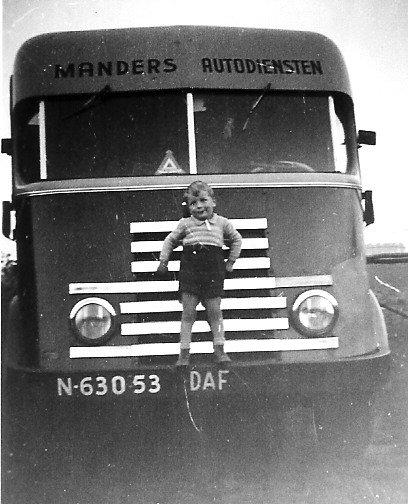 De N-63053 van transportbedrijf Manders (collectie: M. van Kemenade)