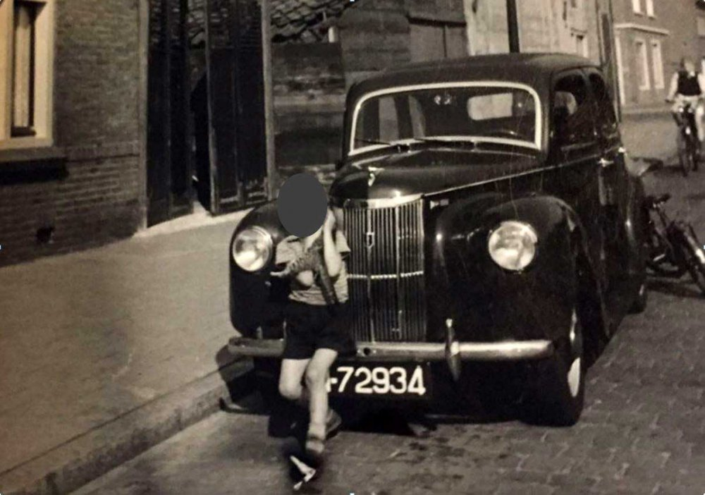 Ford Prefect (particuliere verzameling)