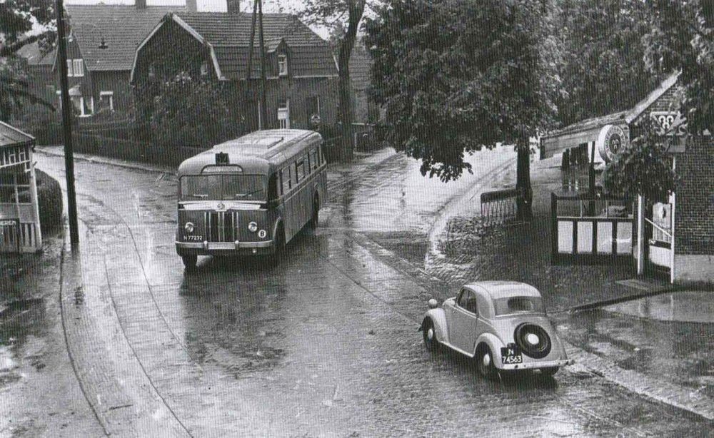 Fiat (bron: Nistelrode in oude foto's en ansichtkaarten)