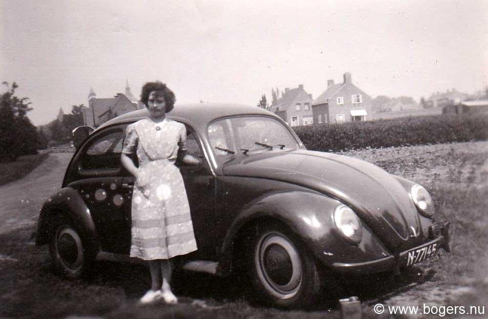 N-77145 Volkswagen Kever (collectie F. Bogers)