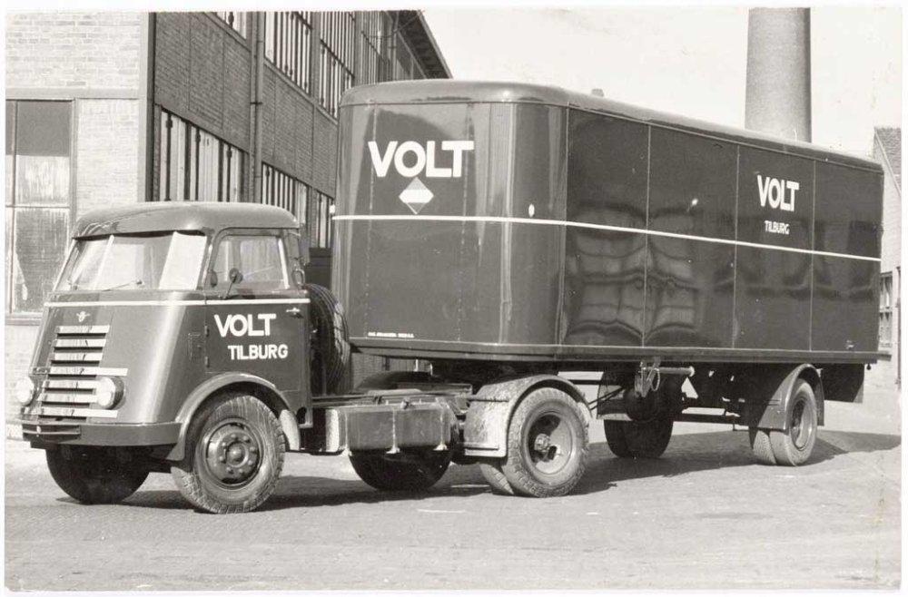 N-97888 DAF (Foto: A. de Jong, Volt. Bron: Regionaal Archief Tilburg)