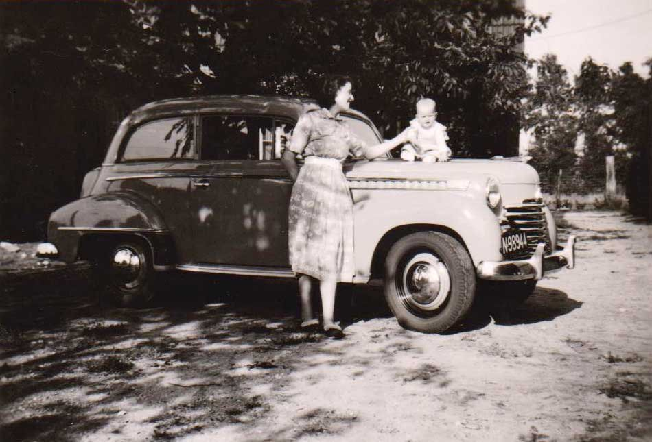 N-98944 Opel Olympia (collectie I. Steegs)