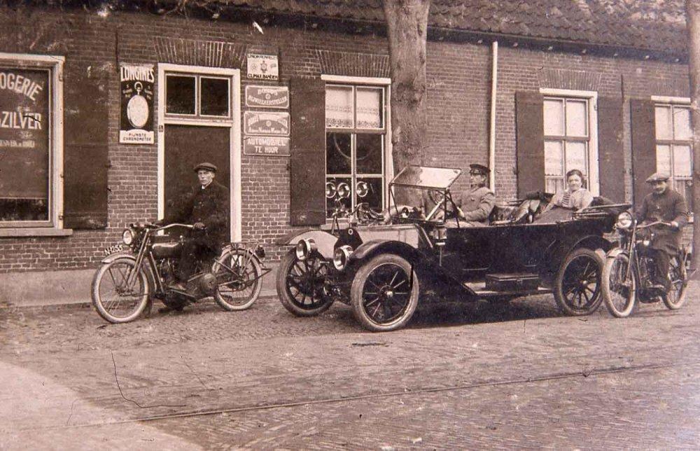 Harley-Davidson (coll. Heemkundekring Schijndel)