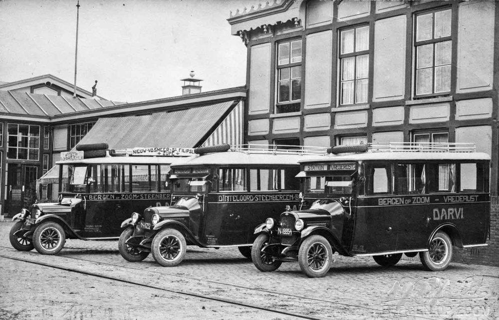 N-14423 Chevrolet, jaren dertig (coll. Stadsarchief Breda)
