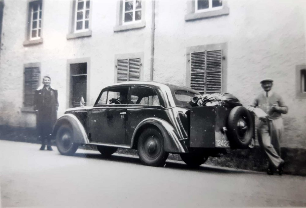 N-12422 Opel (coll. G. Goris)