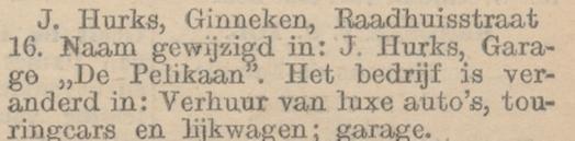 Bron: Bredasche Courant, 23 juni 1936