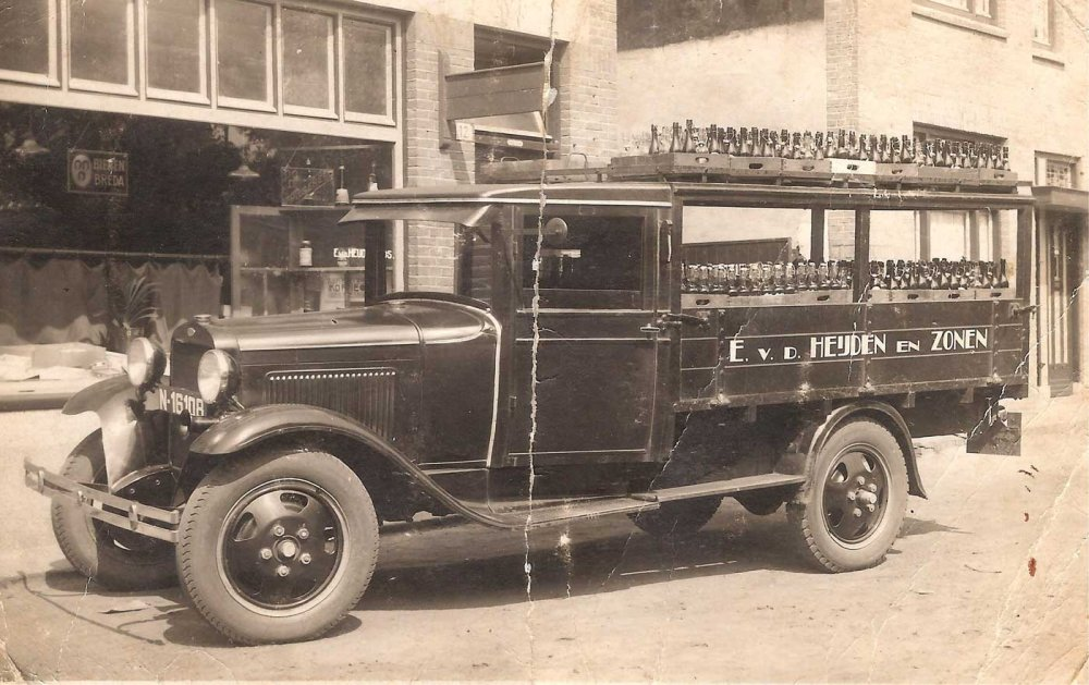 Ford AA, 1931 (coll. B. v.d. Heijden)