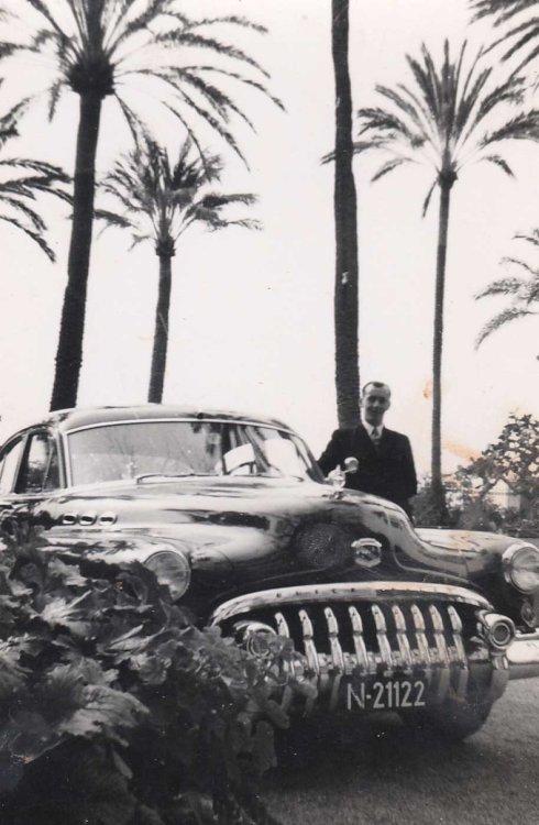 De Buick, jaren '50 (Bron: Variomatic)