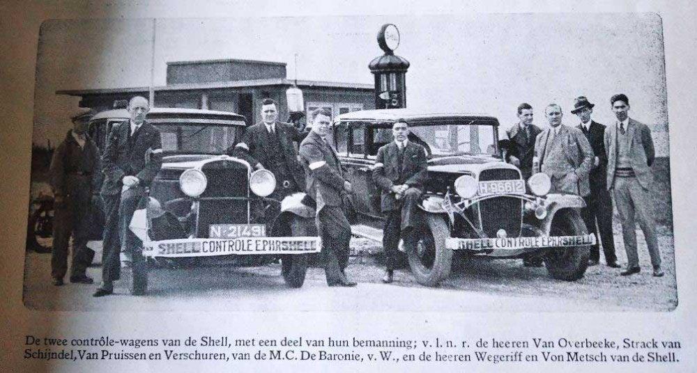 Bron: Het Motorrijwiel en de Lichte Auto, 7 mei 1932
