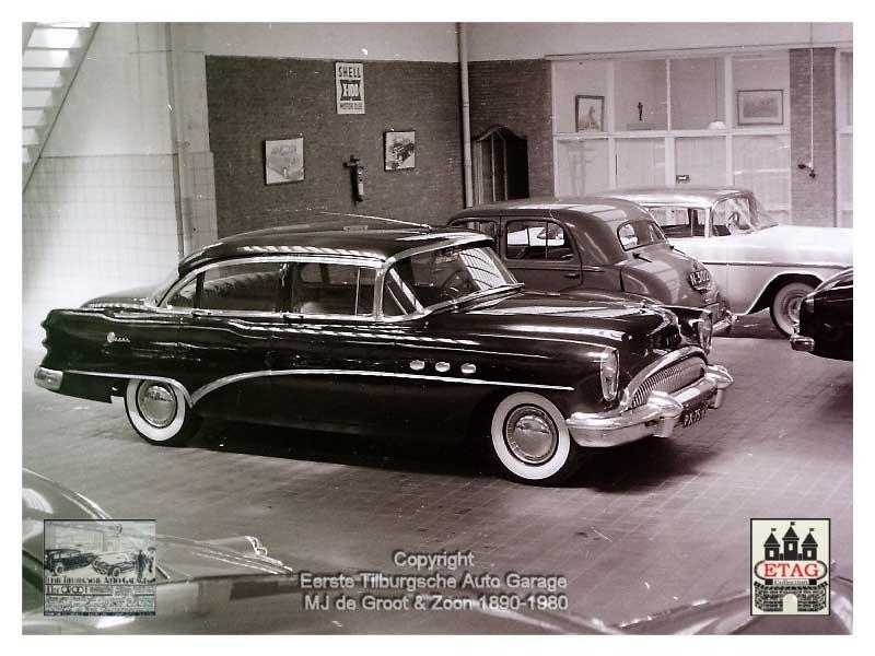 In de werkplaats aan de Spoorlaan, 1956 (foto: Ad de Groot. Bron: coll. ETAG)