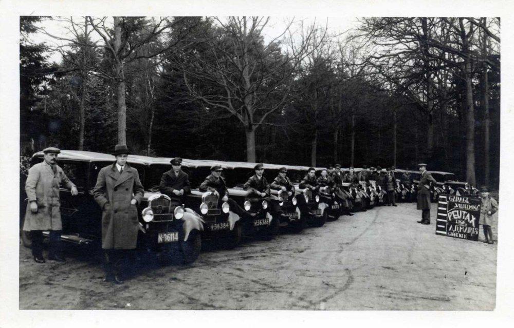 Peugeot (coll. F. Martens)