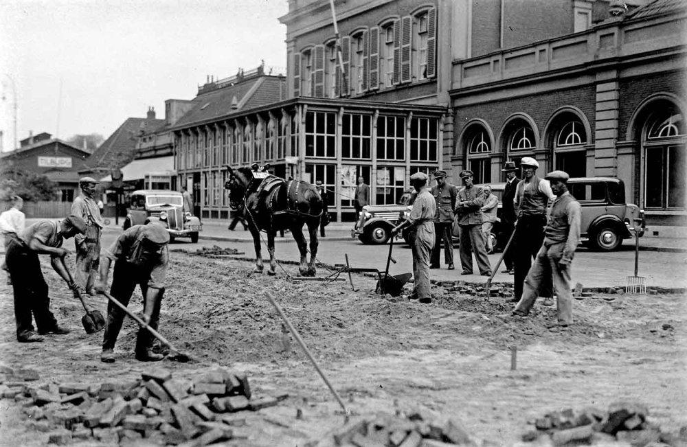 Foto: Schmidlin, Tilburg (coll. Regionaal Archief Tilburg)